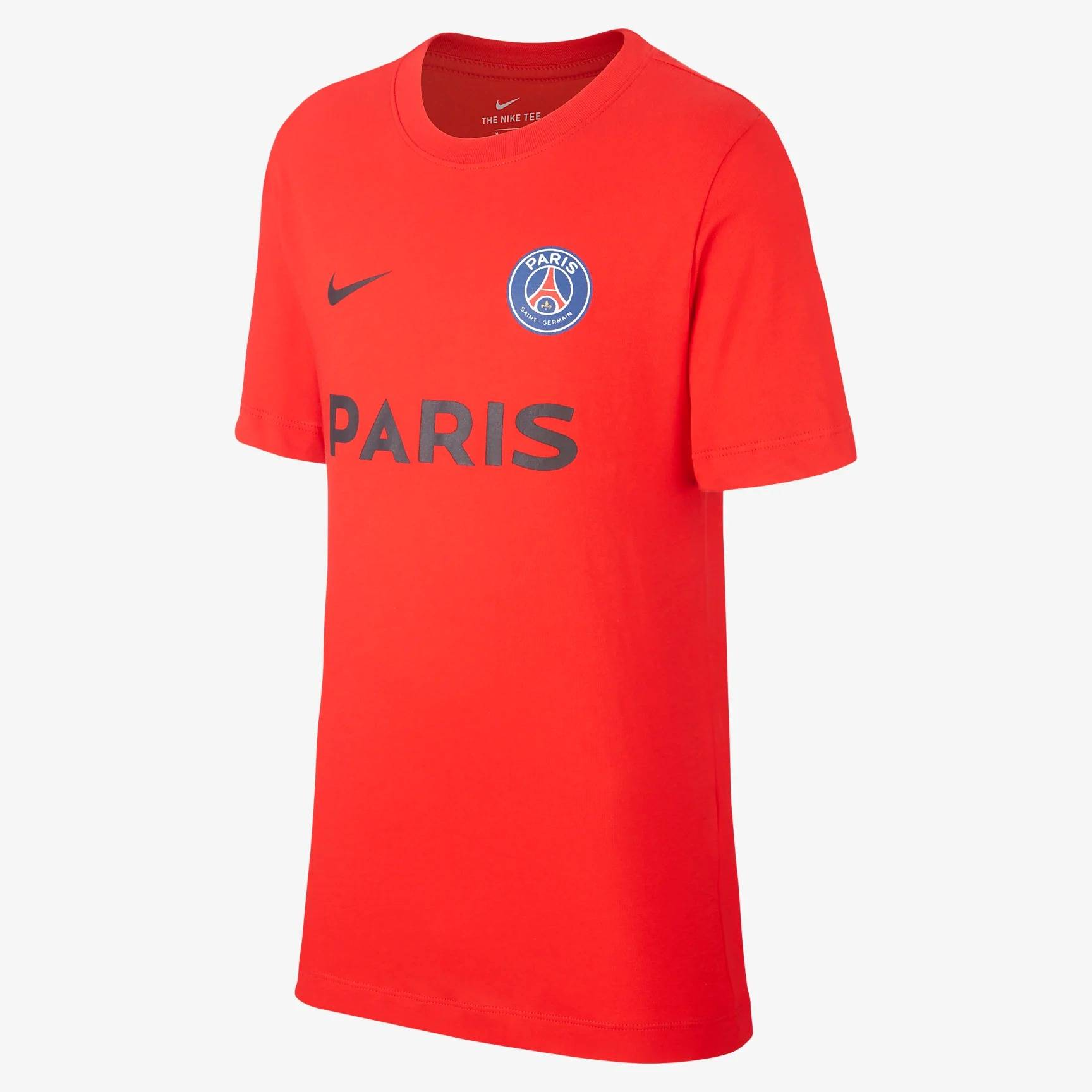 Футболка Nike PSG Tee Core Match BQ0732-600 JR