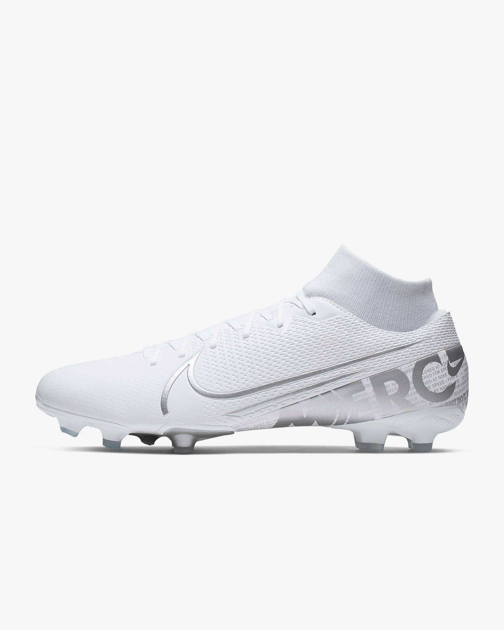 Футбольные бутсы Nike Superfly VII Academy FG/MG AT7946-100 SR