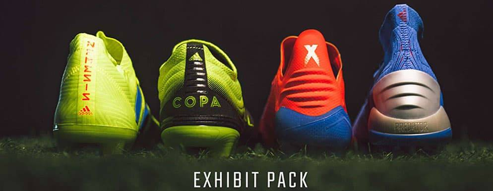 Adidas Exhibit Pack в GoalCenter